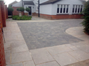 Groundworks and Paving by Karl Welham.